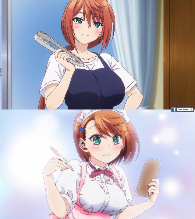 So sánh nhan sắc của các cặp mẹ và con gái trong anime Photo-1-1629104430981308899329