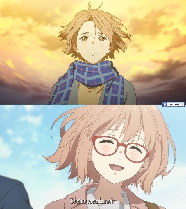 So sánh nhan sắc của các cặp mẹ và con gái trong anime Photo-1-1629104525704134896601