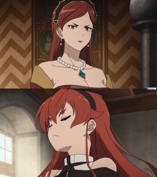So sánh nhan sắc của các cặp mẹ và con gái trong anime Photo-1-16291046529551231548500