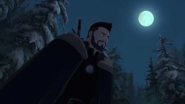 anime The Witcher: Nightmare of the Wolf Photo-1-16291232220771573266231