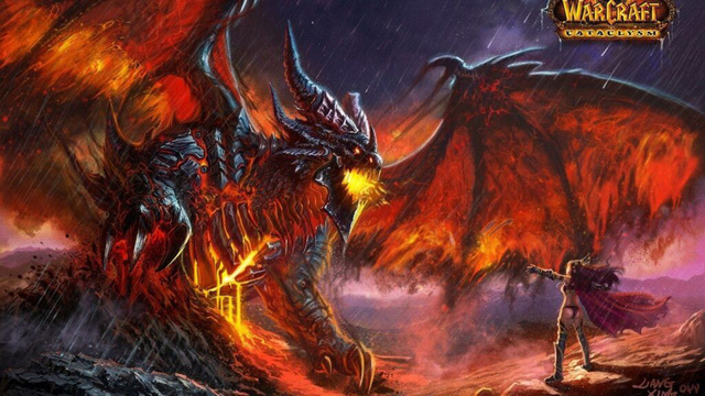 Top 10 most powerful dragons in the game world - Photo 6.