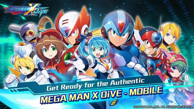 Huyền thoại Mega Man chính chủ đã có mặt trên Mobile hoàn toàn miễn phí nhưng buồn thay cho game thủ Việt - Ảnh 1.