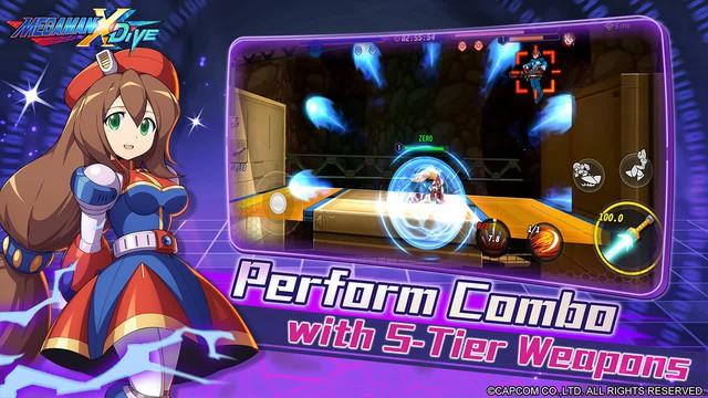 Huyền thoại Mega Man chính chủ đã có mặt trên Mobile hoàn toàn miễn phí nhưng buồn thay cho game thủ Việt - Ảnh 3.
