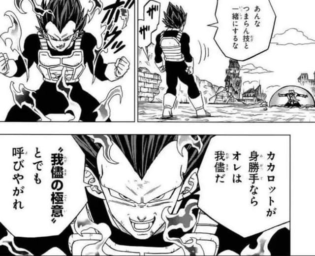 Cập nhật Dragon Ball Super: Hoàng tử Vegeta đá vêu mồm chiến binh mạnh nhất vũ trụ khiến fan phấn khích - Ảnh 8.