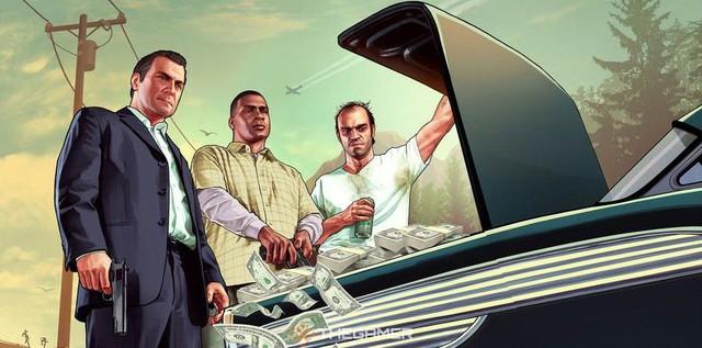 Còn lâu mới có GTA 6 khi mà GTA V vẫn kiếm được 57 tỷ mỗi ngày - Ảnh 2.