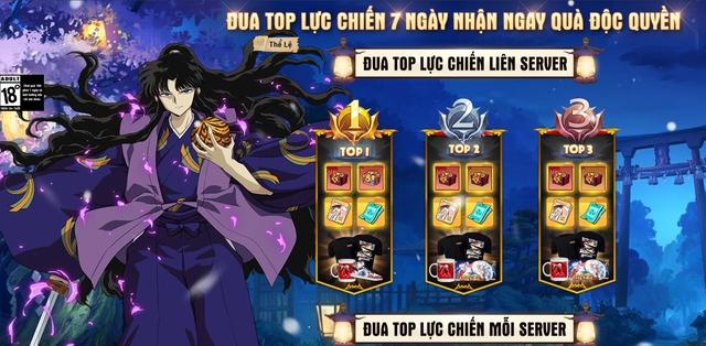 Khuyển Dạ Xoa Truyền Kỳ - IP InuYasha khai mở landing bạc triệu, sẵn sàng cho ngày ra mắt 19/08! - Ảnh 3.