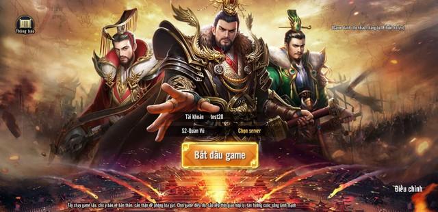 Tân Tam Quốc - iTap, tựa game H5 thể loại SLG độc đáo chuẩn bị ra mắt game thủ Việt - Ảnh 1.