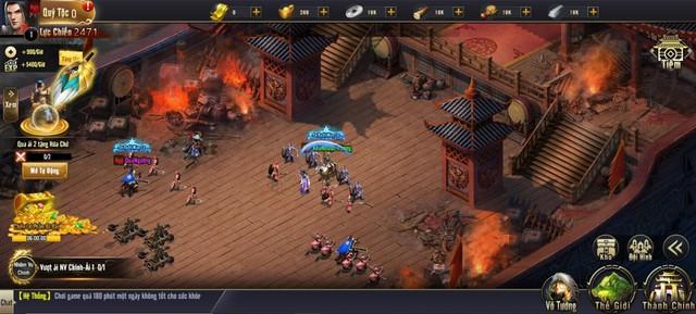 Tân Tam Quốc - iTap, tựa game H5 thể loại SLG độc đáo chuẩn bị ra mắt game thủ Việt - Ảnh 2.