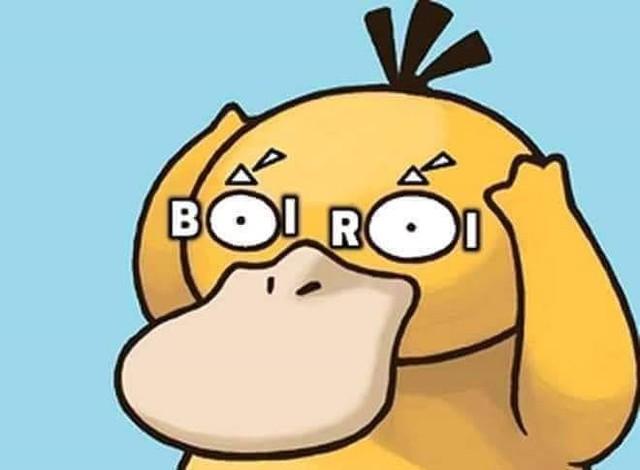 MXH tràn ngập ảnh chế về chú vịt vàng bối rối trong series Pokémon Photo-1-1629272716705173817446