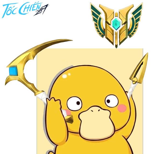 MXH tràn ngập ảnh chế về chú vịt vàng bối rối trong series Pokémon Photo-1-1629272798823267294433