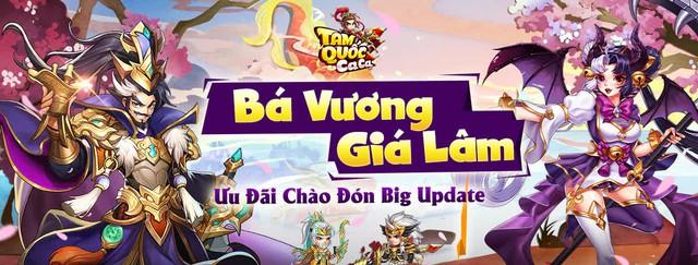 Giftcode đặc biệt Tam Quốc Ca Ca mừng update Photo-1-162928099097548286808