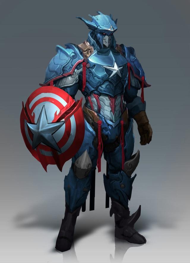 Những siêu anh hùng trong truyện tranh DC và Marvel Photo-1-1629347404240872801923