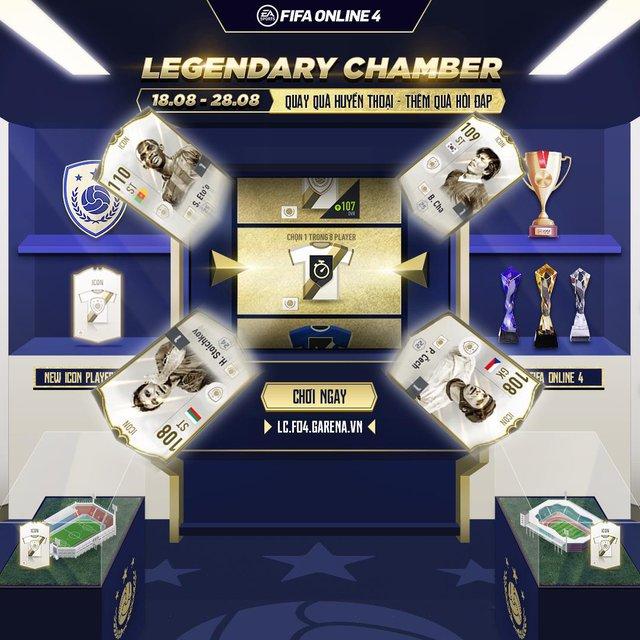 sự kiện Legendary Chamber FIFA Online 4 Photo-1-1629349043481778481081