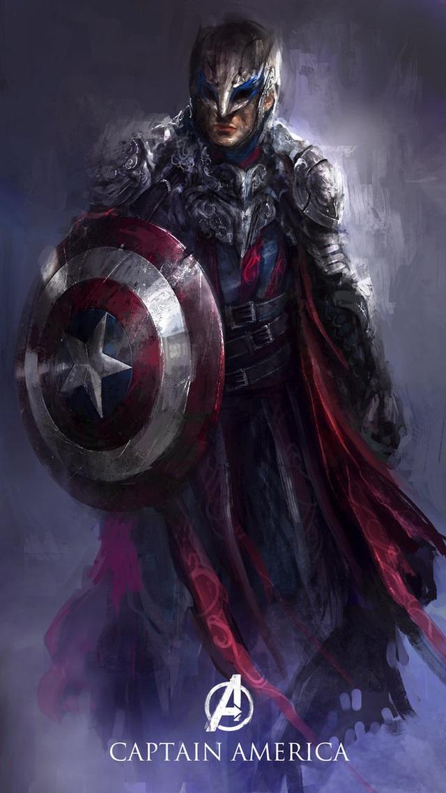 Những siêu anh hùng trong truyện tranh DC và Marvel Photo-8-16293474045121711089859