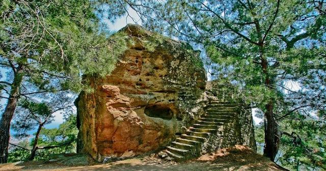 7 địa điểm nổi tiếng nhất trong Thần thoại Hy Lạp mà bạn hoàn toàn có thể đặt chân đến - Ảnh 3.