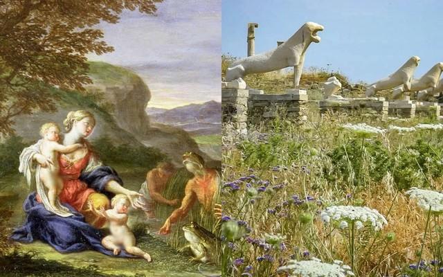 7 địa điểm nổi tiếng nhất trong Thần thoại Hy Lạp mà bạn hoàn toàn có thể đặt chân đến - Ảnh 4.