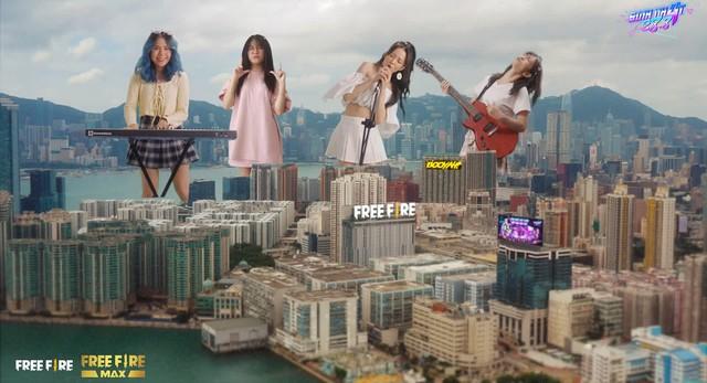 Lê Bống gây sốc khi khoe giọng hát, cùng hai rapper đình đám làng game debut MV mới của Bộ Tứ Công Chúa - Ảnh 5.