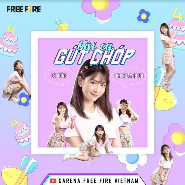 Lê Bống gây sốc khi khoe giọng hát, cùng hai rapper đình đám làng game debut MV mới của Bộ Tứ Công Chúa - Ảnh 2.