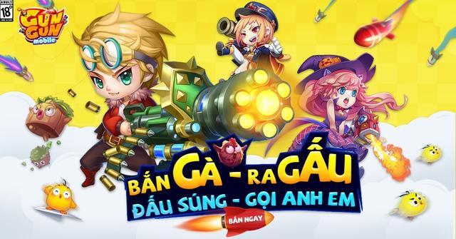 Gun Gun Mobile một tượng đài của dòng game bắn súng tọa độ tại thị trường Việt Nam Photo-1-16294576705931464950315