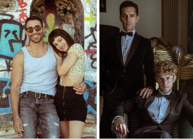 Netflix giới thiệu 3 nhân vật mới trong Phi Vụ Triệu Đô mùa 5 - Ảnh 2.