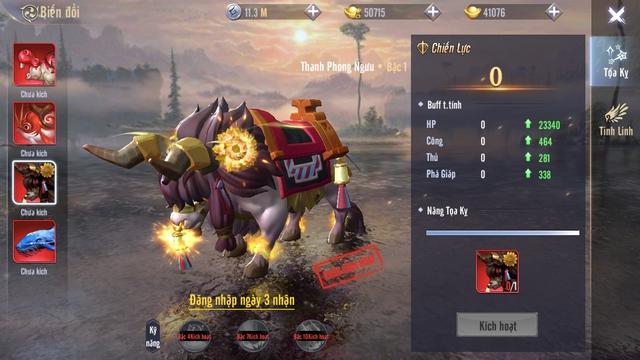 Tuyệt phẩm nhập vai - Tàng Kiếm Mobile chính thức cập bến làng game Việt: PK bất tận không ngừng nghỉ, đăng ký tải trước ngay hôm nay! - Ảnh 11.