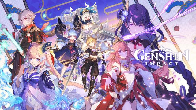 Genshin Impact hé lộ phiên bản Chính thức Photo-1-1629479455983180913024