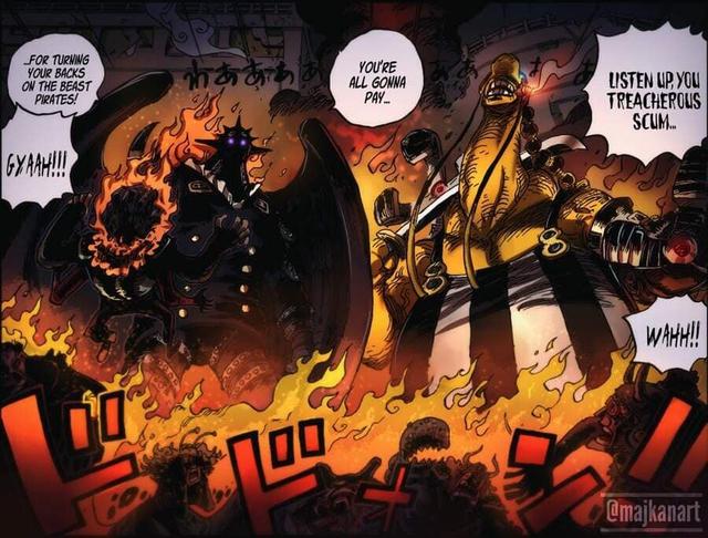 One Piece: Sau cú đề ba hoàn hảo, làm cách nào để cặp đôi Zoro và Sanji có thể chiến thắng? - Ảnh 2.