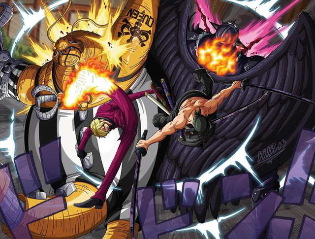 One Piece: Sau cú đề ba hoàn hảo, làm cách nào để cặp đôi Zoro và Sanji có thể chiến thắng? - Ảnh 1.