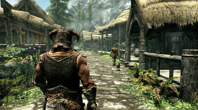 Despite gamers looking forward to new games, Bethesda continues to milk Skyrim on PS5 - Photo 3.