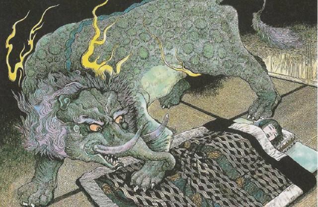 Câu chuyện kì quái phía sau truyền thuyết về Baku – quái vật chuyên ăn giấc mơ - Ảnh 1.