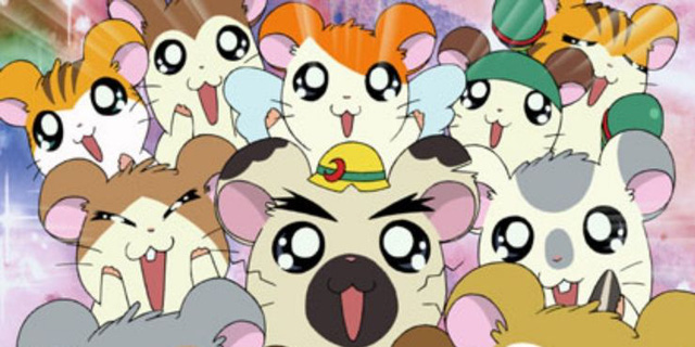 Isekai và 9 xu hướng anime đã từng phát cuồng  Hamtaro-16297087786731701372657