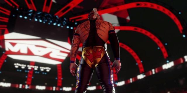 Mãn nhãn với trailer mới toanh của game WWE 2K22, có phải là màn comeback ngoạn mục sau cú bom xịt thảm hại của hai năm về trước? - Ảnh 1.