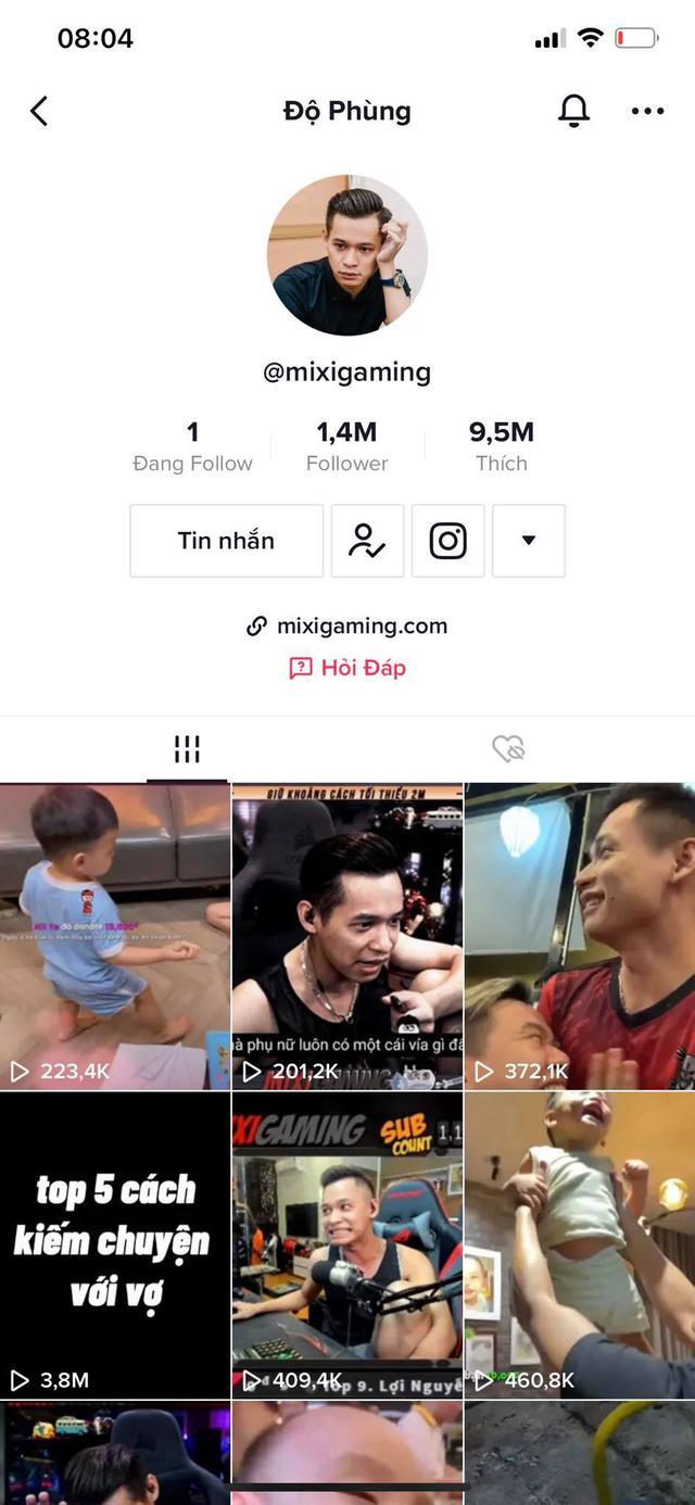 Vừa đạt 2 triệu người theo dõi, Độ Mixi củng cố vị trí số 1 nam streamer có sức ảnh hưởng lớn nhất Việt Nam - Ảnh 7.