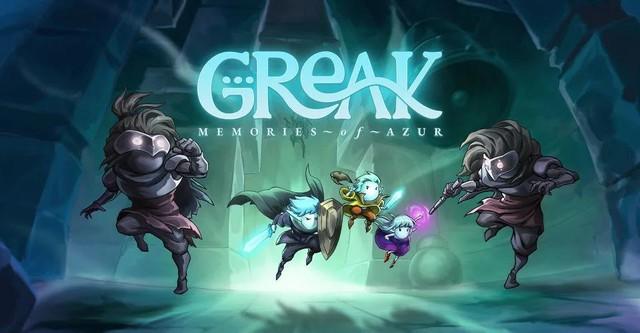 Greak: Memories of Azur Photo-1-16297285947951740059045