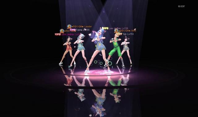 Game vũ đạo Touch bùng nổ với sự kiện cover bước nhảy cùng phần thưởng cực hot - Ảnh 3.