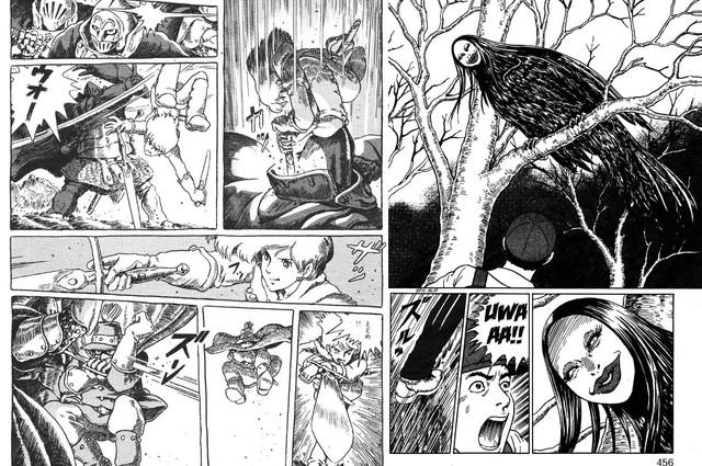 Loạt meme hài hước về sự đối lập giữa đạo diễn Miyazaki Hayao và họa sĩ Junji Ito - Ảnh 6.