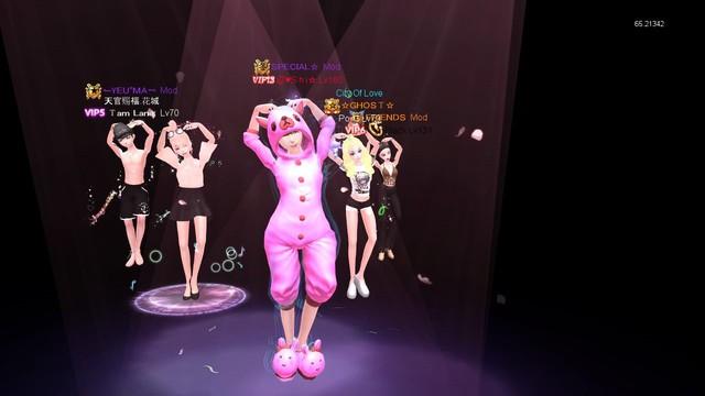 Game vũ đạo Touch bùng nổ với sự kiện cover bước nhảy cùng phần thưởng cực hot - Ảnh 5.