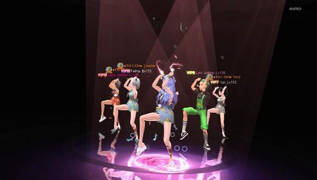 Game vũ đạo Touch bùng nổ với sự kiện cover bước nhảy cùng phần thưởng cực hot - Ảnh 6.