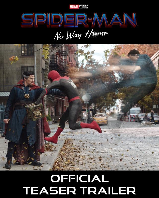 Spider-Man: No Way Home tung trailer mới, hội ác nhân đa vũ trụ tụ họp khiến Nhện nhọ khốn đốn - Ảnh 1.