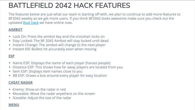 Battlefield 2042 đã bị hack và bán đầy trên mạng Photo-1-16298057866501347690830