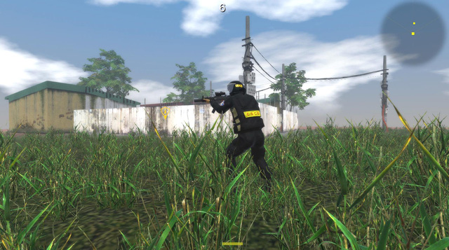 Appears a Vietnamese game that allows you to play the role of a mobile police force - Photo 3.