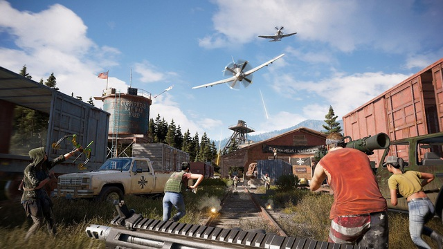 Top 15 best open world games on PC - Photo 3.