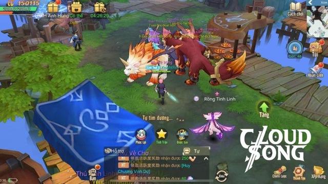 Bom tấn MMORPG mang đậm màu sắc Fantasy của VNG chính thức ấn định ngày phát hành - Ảnh 3.