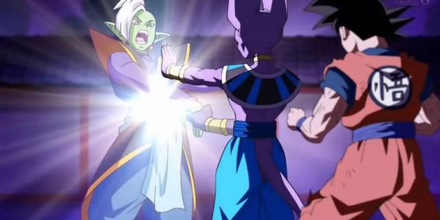 Dragon Ball Super: Lý do thực sự khiến Zamasu tương lai vẫn còn sống sau đòn hủy diệt của Beerus ở hiện tại? - Ảnh 2.