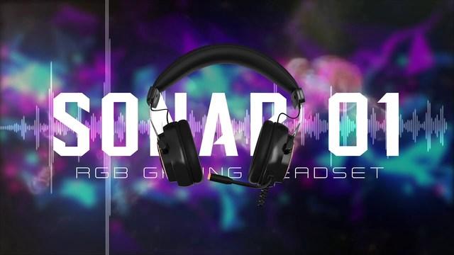 Trải nghiệm tai nghe gaming mới toanh Sonar-01: Chỉ gamer là chân ái, dồn toàn lực cho anh em chinh chiến