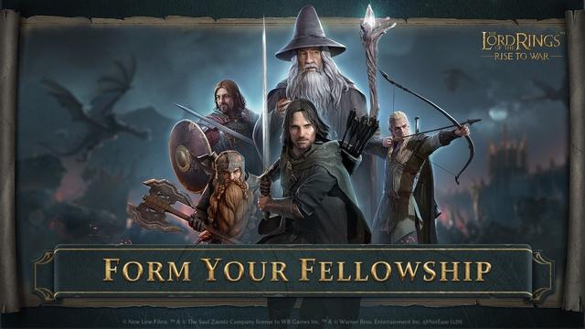 Sau bao năm, cuối cùng cũng có một The Lord of the Rings Mobile chính chủ để game thủ trở về thanh xuân - Ảnh 3.