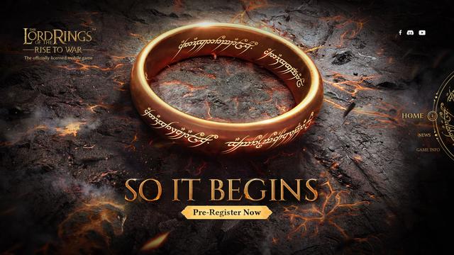 Sau bao năm, cuối cùng cũng có một The Lord of the Rings Mobile chính chủ để game thủ trở về thanh xuân - Ảnh 1.