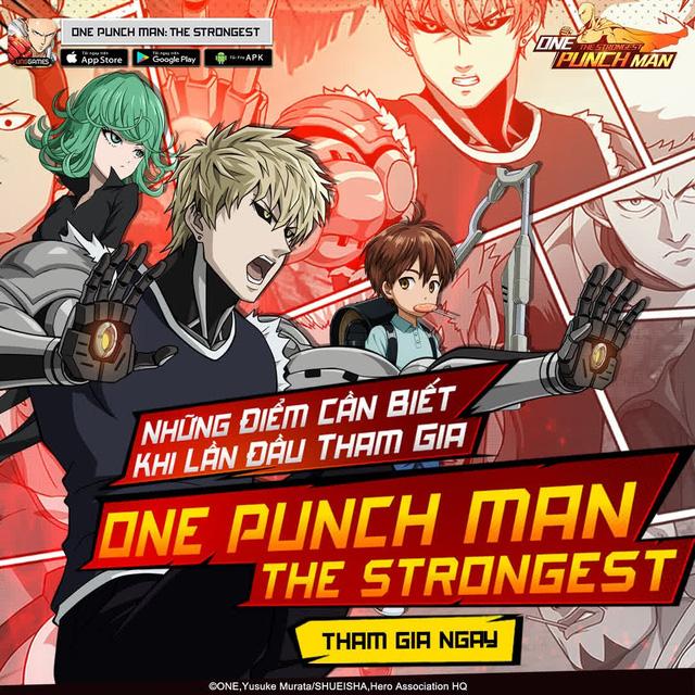 Những mẹo siêu hay cho game thủ mới bước chân vào thế giới của Thánh Phồng – One Punch Man: The Strongest - Ảnh 1.