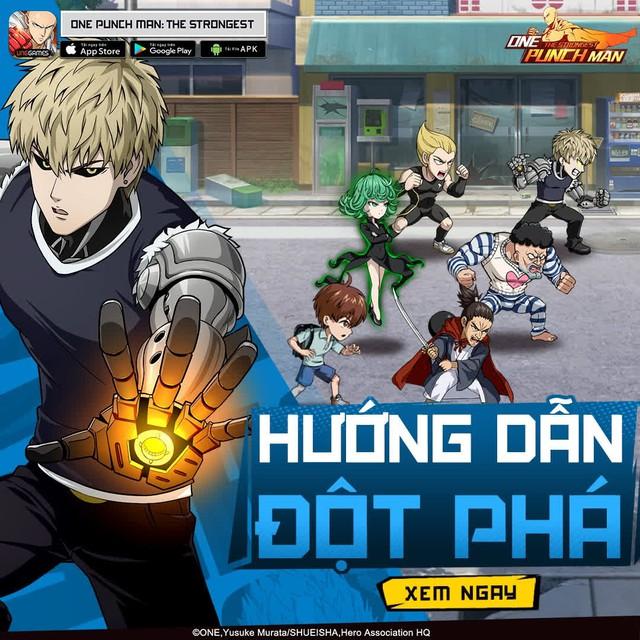 Những mẹo siêu hay cho game thủ mới bước chân vào thế giới của Thánh Phồng – One Punch Man: The Strongest - Ảnh 6.