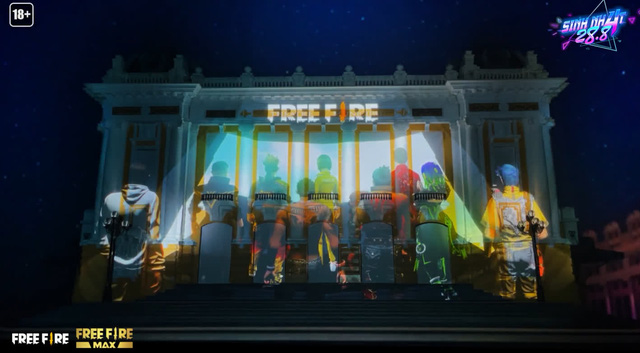 Bất ngờ mô hình Nhà Hát Lớn Hà Nội được làm bằng tay, giống đến từng chi tiết từ fan của game bắn súng - Ảnh 2.